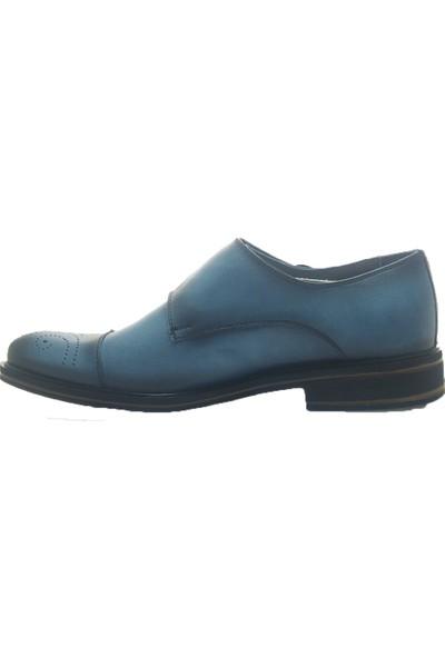 Rego 1230 Günlük Erkek Deri Ayakkabı