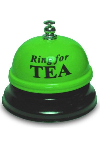 KC Eğlence Resepsiyon Zili - Rıng For Tee - Yeşil