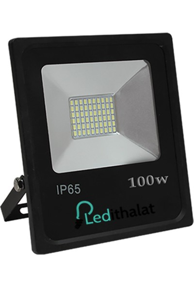 Foblight 100w Led Projektör Smd Led Beyaz