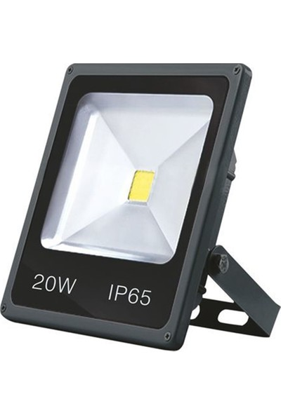 Foblight 20w Led Projektör Beyaz