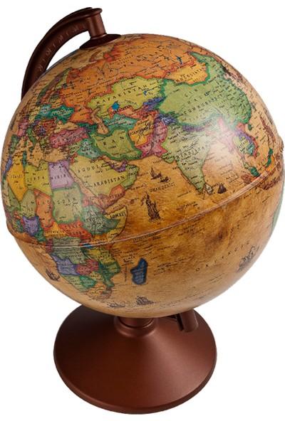 Gürbüz Işıksız Antik Dünya Küresi 20 cm 46202