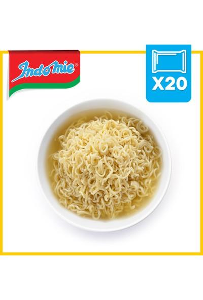 İndomie 20'li Tavuk Çeşnili Hazır Noodle