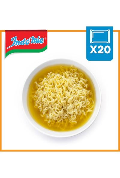 İndomie 20'li Köri Çeşnili Hazır Noodle