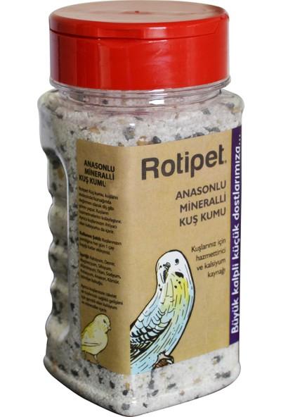 Rotipet Anasonlu Mineralli Kuş Kumu 300gr.