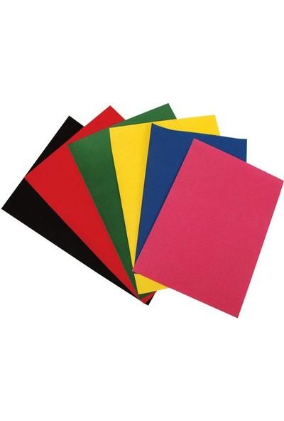 Lino Kadifeli Kağıt 6 Renk 10 Lu (23 X 33 Cm)