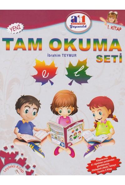 A1 Yayınları 1. Sınıf Fasiküllü Tam Okuma Seti