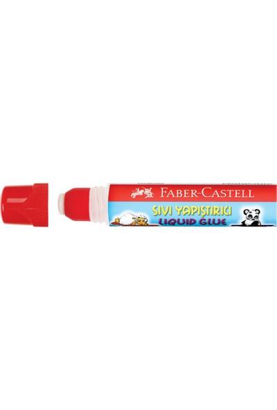 Faber Castell 50 Ml Sıvı Yapıştırıcı Su Bazlı