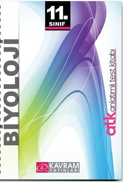 Kavram Yayınları 11. Sınıf Biyoloji Konu Anlatımlı Test Kitabı