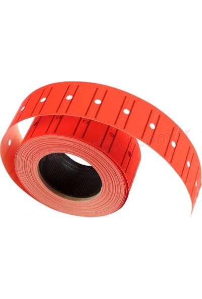 Bafix Kırmızı Fiyat Etiketi 10 Lu