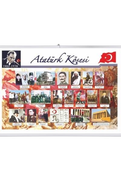 Atatürk Köşesi 50 X 70