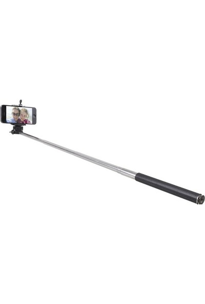 Selfıe Stıck Cable Take Pole / Selfi Çubuğu