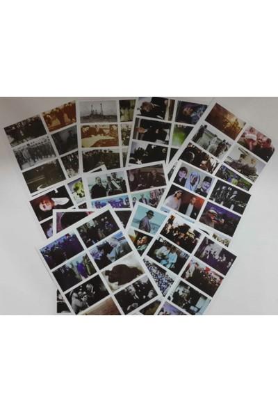 Platin Resimlerle Atatürk- 1 - Yapışkanlı - 88 Resim