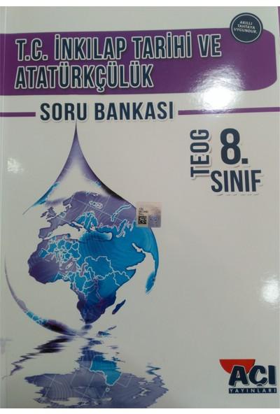 Açı Yayınları 8. Sınıf İnkılap Tarihi Soru Bankası