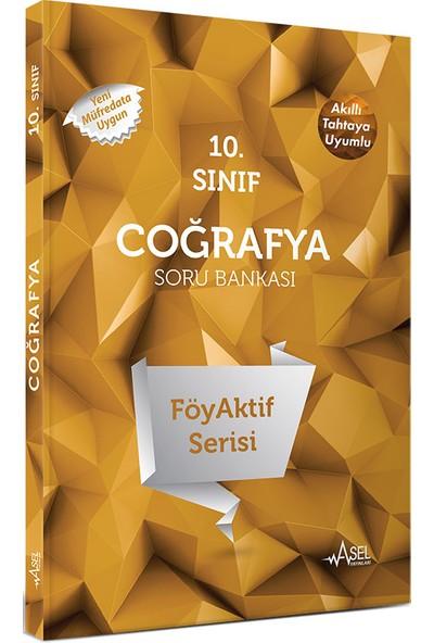 Asel Yayınları 10. Sınıf Coğrafya Föy Serisi Soru Bankası
