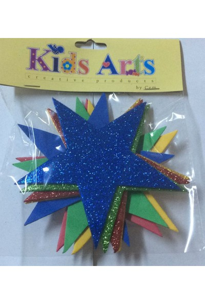 Kids Arts My-20718 Eva Stıcker