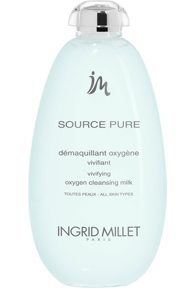Ingrıd Mıllet Source Pure Oxygen Cleansing Milk 400 Ml