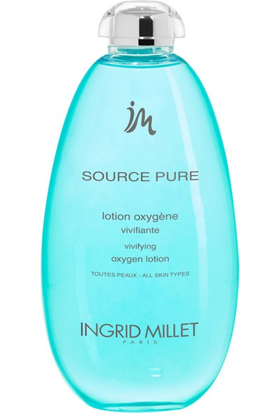 Ingrıd Mıllet Source Pure Oxygen Lotion 400 Ml