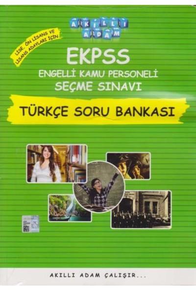 Akıllı Adam Ekpss Türkçe Soru Bankası