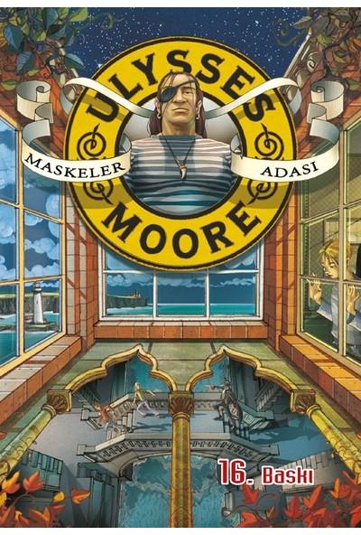 Ulysses Moore 4 Maskeler Adası - Pierdomenico Baccalario