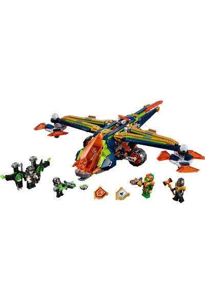 LEGO Nexo Knights 72005 Aaron'un X Yayı