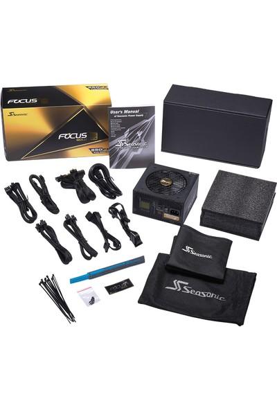 Seasonic Focus Plus 850W 80+ Gold Tam Modüler Güç Kaynağı (SSR-850FX)