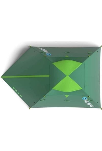 Husky Bırd 3 Kısılık Çadır Klasik Yeşil