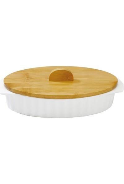 Bambum Pipkin Porselen Güveç Küçük