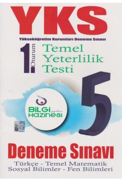 Bilgi Hazinesi Yks-Tyt 5 Deneme Sınavı 1. Oturum