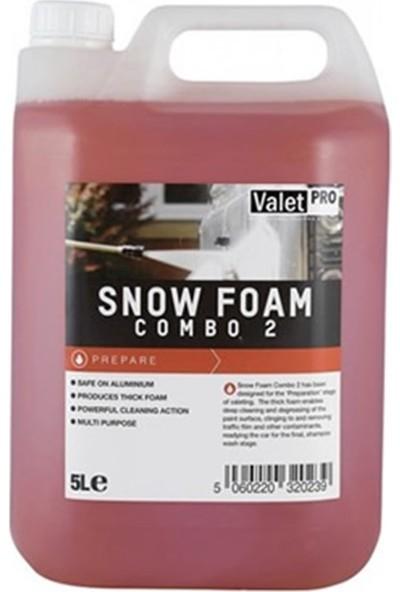 Valet Pro - Snow Foam Combo 2 Köpüklü Yıkama Şampuanı - 5 Litre