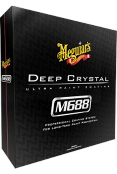 Meguiars M688 Deep Crystal Ultra Seramik Kaplama Seti