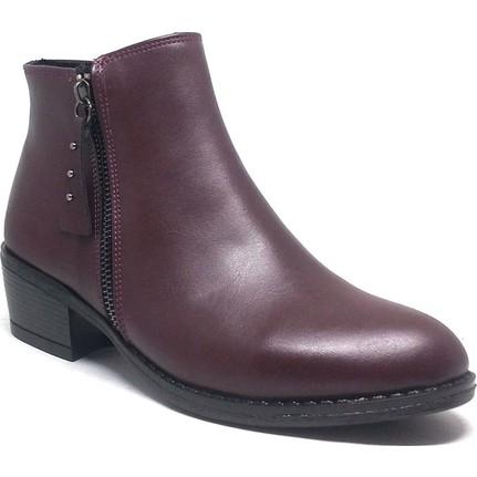 Shop And Shoes 155-400 Siyah Kadın Bot