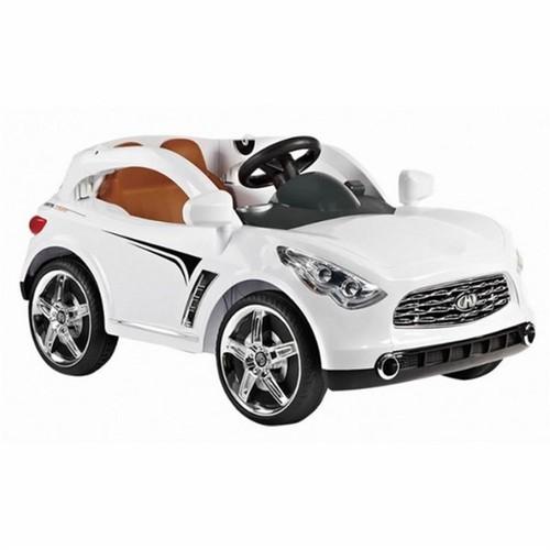 Sunny Baby Infinity Akülü Araba Beyaz