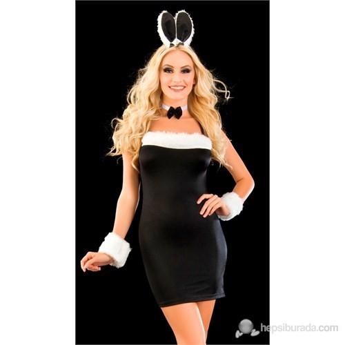 La Blinque Fantezi Tavşan Kostüm