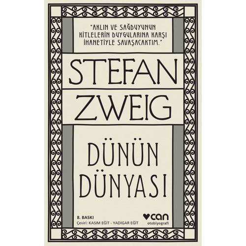 Dünün Dünyası - Stefan Zweig