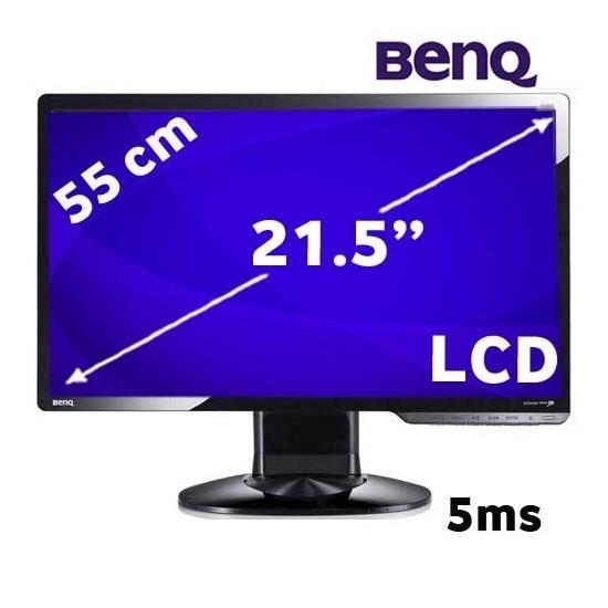 "Benq G2220HDA 21.5"" 5ms Wide Screen LCD Monitör - Parlak Siyah"