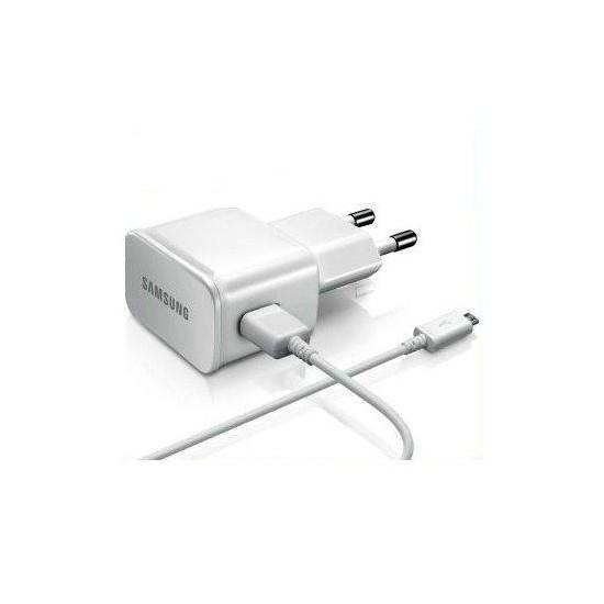 Samsung Micro USB Şarj Cihazı Beyaz - EP-TA12EWEUGWW