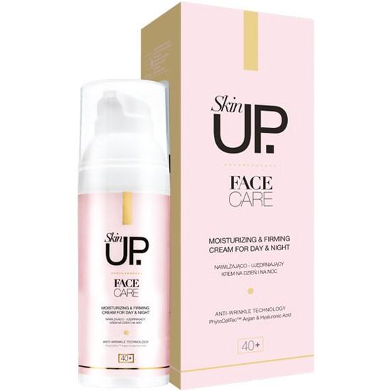 Skin Up Kırışıklık Karşıtı Yüz Kremi 40+ Yaş 50Ml