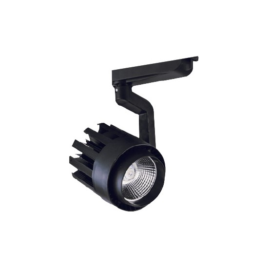 Foblight 35W Ray Spot Siyah Kasa