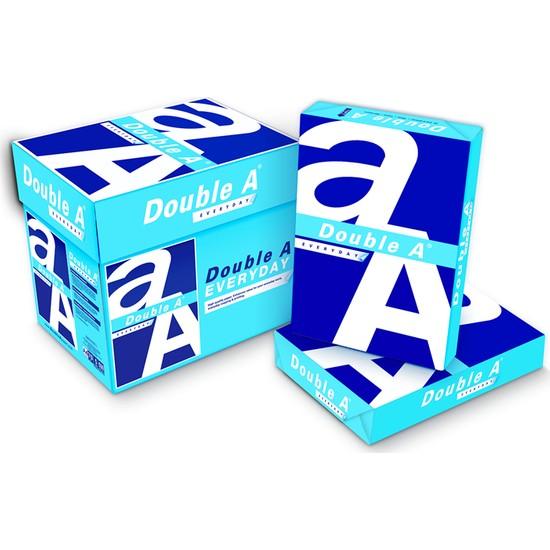 Double A A4 70 Gr Fotokopi Kağıdı 5 Paket/Koli