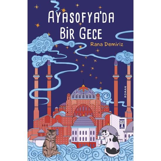 Ayasofya'da Bir Gece