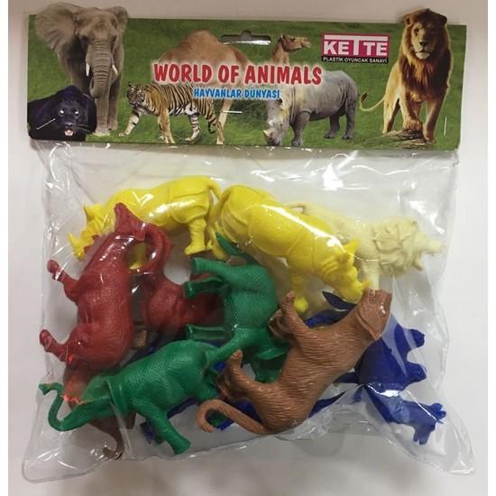 World Of Anımals Hayvanlar Dünyası / Ket-123