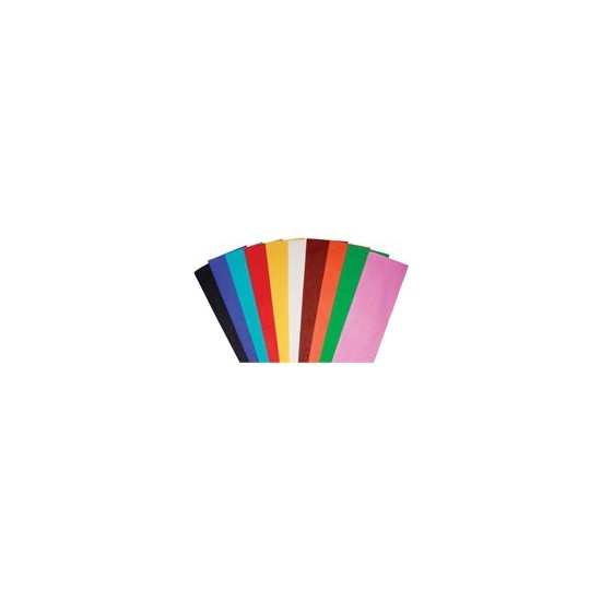 Bafix Krapon Kağıdı - 10 Lu Karışık Renk - 50 X 2 Mt