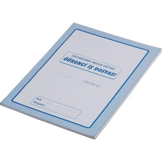 Gülpaş Öğrenci / İş Staj Dosyası