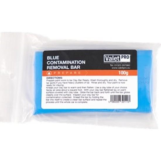 Valet Pro Yüzey Temizleyici Kil - Blue Clay 100gr