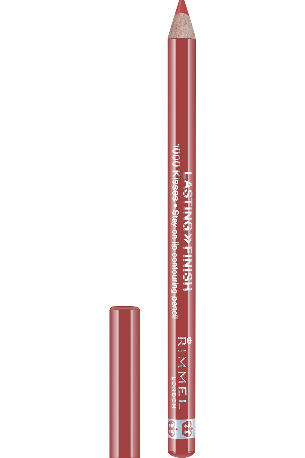 Rimmel London Lasting Finish Lip Liner 081 Nude