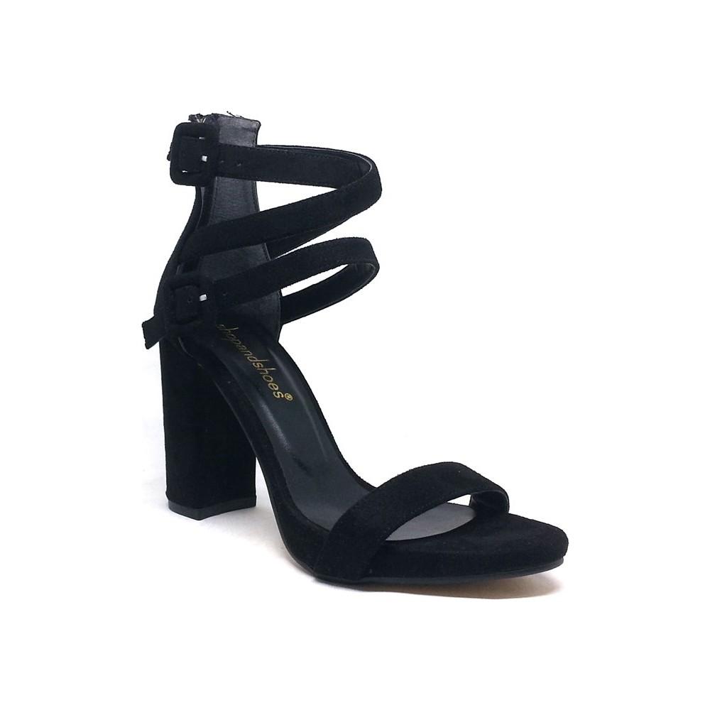 Shop And Shoes 027-18149 Siyah Kadın Ayakkabı