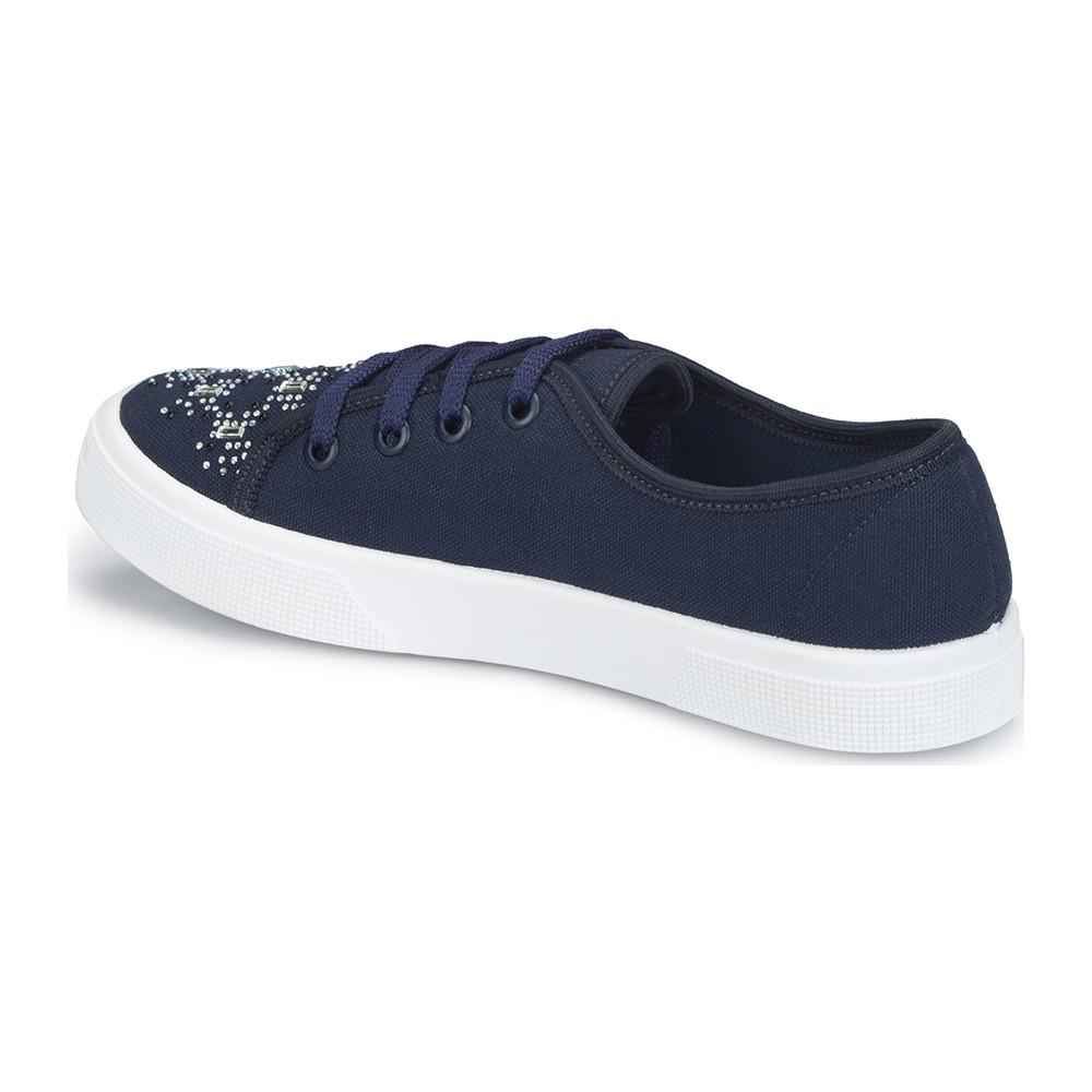 Polaris 81.311604.Z Lacivert Kadın Ayakkabı