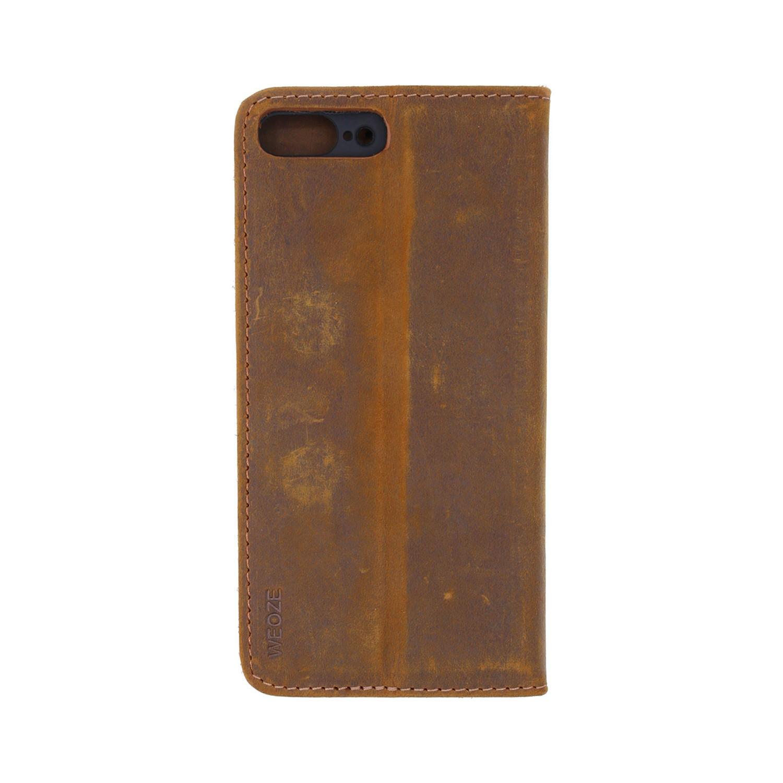ad456c94cb93d Weoze Apple iPhone 7/8 Plus Kılıf Hakiki Deri El Yapımı Fiyatı