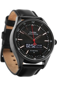 Dark Android and iOS Compatible Smart Watch (DK-AC-SWT4203)