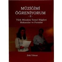 Müziğimi Öğreniyorum 2 Türk Musıkisi Temel